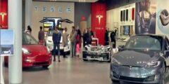 تيسلا تعلن تسليم أكثر من 200 ألف سيارة جديدة في آخر ثلاثة أ