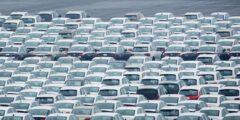 27 % ارتفاعا في مبيعات السيارات ببريطانيا خلال يونيو الماضي