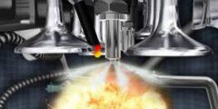 الوقود الإلكتروني.. مستقبل محركات الاحتراق الداخلي