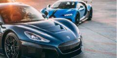"""بورشه تعتزم إنشاء شركة للسيارات الخارقة مع """"بوجاتي"""" و""""ريماك"""""""