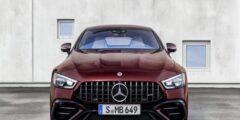 بالصور.. مرسيدس تطلق الموديل الجديد من AMG GT (أسعار ومواصفا