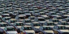 انضمام أكثر من 63 ألف مركبة جديدة لشوارع مصر في يونيو 2021