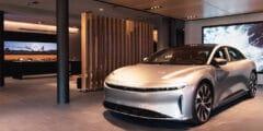 لوسيد موتورز تتوسع في أمريكا وتفتتح استديو…