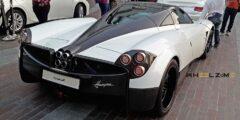 الصندوق السعودي للاستثمارات العامة يستحوذ على 30٪ من شركة باغاني للسيارات الخارقة