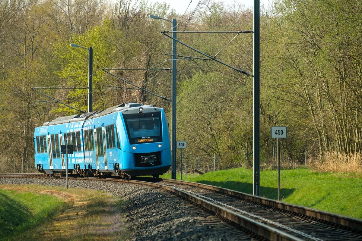 عصر تقنيات الهيدروجين في وسائل النقل