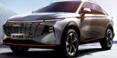 هافال شينشو 2022 الجديدة بالكامل – سيارة الدفع الرباعي الصينية بتصميم أنيق ومختلف