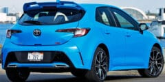 مبيعات تويوتا كورولا تصل إلى 50 مليون سيارة في الأسواق العالمية