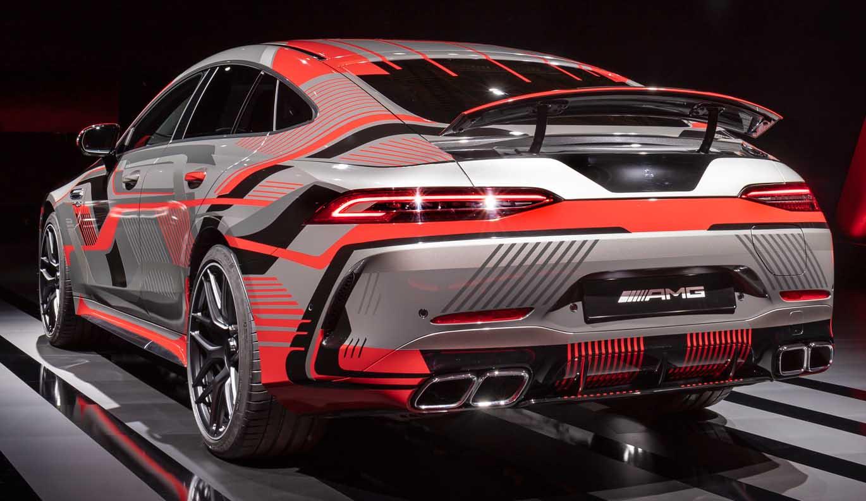 رسمياً: مرسيدس آي أم جي تعلن عن موعد اصدار أقوى سيارة رباعية الأبواب في تاريخها: جي تي 73 إي