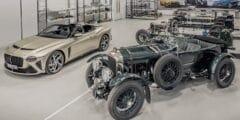 بنتلي تضع اللمسات الأخيرة على إنتاج أول سيارة باكا…