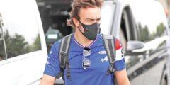 فورمولا-1: فرناندو ألونسو يجدد عقده مع البين حتى موسم 2022