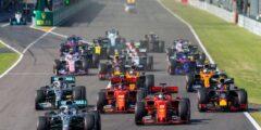 كورونا يجبر إدارة فورمولا-1 على تغييرات جدول منافسات بطولة ا