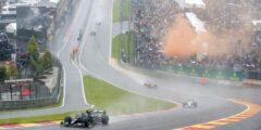 """فورمولا-1 في ورطة بعد """"المسرحية الهزلية"""" بسباق الجائزة الكبر"""