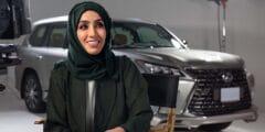الفطيم لكزس تكشف عن قصة الإماراتية الرائدة في مجال الإخراج السينمائي نهلة الفهد في فيديو جديد لحملة ألهم إرثاً للمستقبل الخاصة بسيارة إل إكس