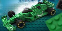 الاتحاد السعودي للسيارات والدراجات النارية يبني أضخم مجسّم سيارة فورمولا1 في العالم