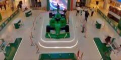الاتحاد السعودي للسيارات والدراجات النارية يكشف النقاب عن أكبر مجسّم لسيارة الفورمولا 1 المبنية من قطع الليغو في العالم