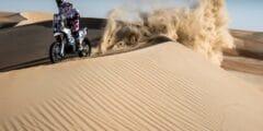 الدراج الإماراتي محمد البلوشي يتطلع لتعزيز صدارته لترتيب كأس العالم للدراجات النارية في قطر