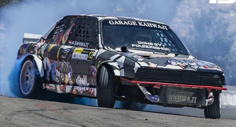 النادي اللبناني للسيارات والسياحة ينظّم السباق الثاني للدريفت هذا الأحد