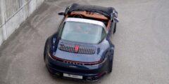 بورش 911 تارغا 2021 – التعديل الأرقى من أريس ديزاين