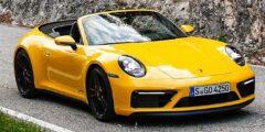 بورش 911 كاريرا جي تي أس كابريوليه 2022 الجديدة بالكامل – النخسة المكشوفة الرائعة من الاسطورة المستمرة