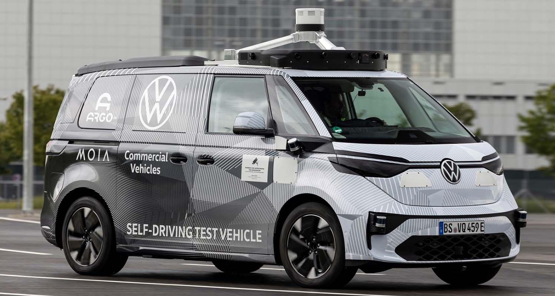 فولكس واغن أي دي باز ذاتية القيادة 2025 – المستقبل المستدام بأيدي الالمان