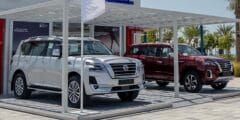 نيسان أبو ظبي تفتتح صالة عرض جديدة في جزيرة الحديريات