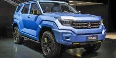 غريت وال تانك 400 الجديدة بالكامل 2023 – سيارة دفع رباعي ذات قدرات حقيقية على كافة الأسطح