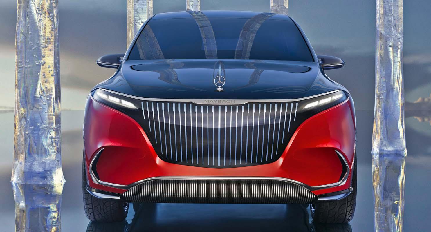 مرسيدس مايباخ إي كيو أس أس يو في 2023 الجديدة بالكامل – الفخامة المستقبلية