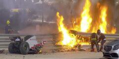 قبل سباق فورمولا-1 الإيطالي.. سائق فيراري يتعرض لحادث تصادم