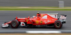 فورمولا-1: لوكلير ينطلق من المركز الأخير في سباق روسيا