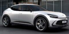 جينيسيس جي في60 2022 الجديدة كلياً – صفحة جديدة في تاريخ السيارات الكهربائية الفاخرة