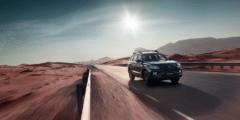 إم جي موتور تكشف عن نسخة سيارة آر إكس 8 بلاك إيدشن…