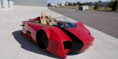 فون ميرسر أروسا.. سيارة حوامة خارقة بثلاث محركات ك…