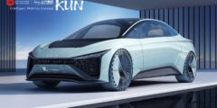 سايك تكشف عن سيارة KUN النموذجية خلال 'إكسبو 2020 …