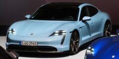 بورش تايكان الكهربائية تتفوق بالمبيعات على 911 و باناميرا مع ارتفاع المبيعات الاجمالية للشركة بنسبة 13بالمئة