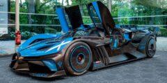 بوغاتي بوليد تفوز بجائزة أجمل سيارة خارقة لعام 2021
