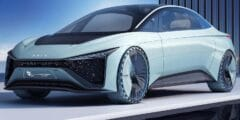 سايك موتور تكشف عن سيارة كون النموذجية الذكية وذاتية القيادة خلال معرض إكسبو 2020 دبي