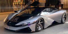 شركة صينية تكشف عن سيارة كهربائية خارقة بقوة 1835 …