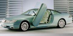 مرسيدس بنز أف 200 إمجنايشن 1996 – قفزة في المستقبل أوصلت سيارات الشركة الالمانية الى تفوقها الحالي