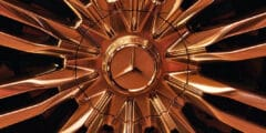 مرّةً جديدة: مرسيدس بنز العلامة التجارية الأكثر قيمة في قطاع السيارات الفاخرة بقيمة 51 مليار دولار