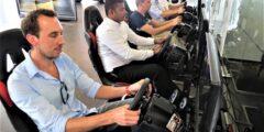 نجوم السباقات الالكترونية يستعدون للتحدي الكبير في دبي