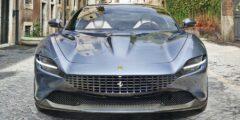 بريجستون تزود سيارة فيراري روما بنسخة خاصة من إطارات بوتنزا سبورت